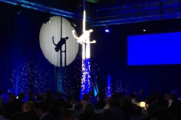 Soirée de gala - Clermont-Ferrand 200 personnes