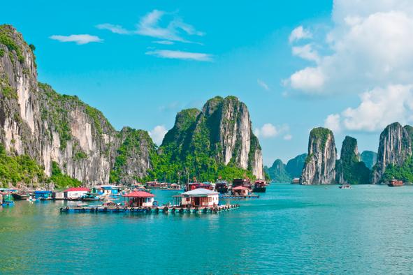 Voyage de récompense - Vietnam 85 personnes