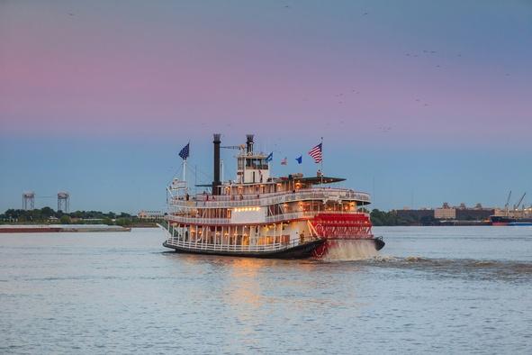 Dîner voyage scientifique Nouvelle Orléans