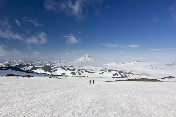 Voyage privé sportif Kamchatka